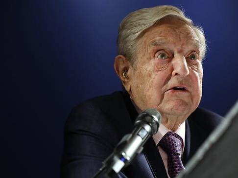 """Soros Has """"Faith That Trump Will Destroy Himself"""", Fears """"Weakened"""" Xi, Sees """"Existential Risk"""" For EU"""