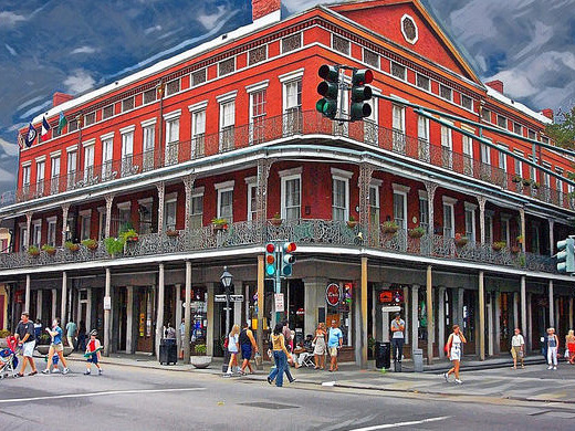 The Shorthaul – Southwest: Fort Lauderdale – New Orleans (and vice versa). $98. Roundtrip, including all Taxes