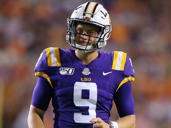 Joe Burrow NFL Draft: Projections & Profile for LSU QB