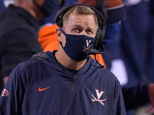 Virginia coach has 'no interest in going back to Florida State' after late cancelation
