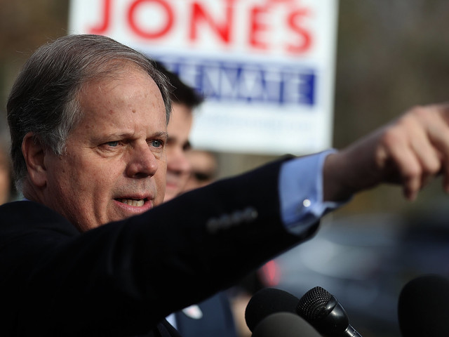 Doug Jones' Victory Could Be Trouble For Tax Reform