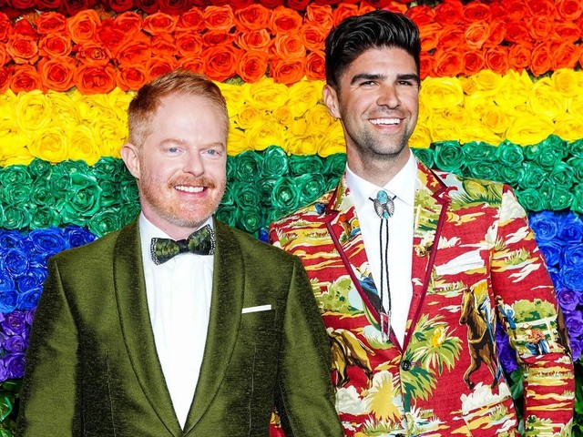 Jesse Tyler Ferguson and Husband Justin Mikita Are Expecting a Baby in July!
