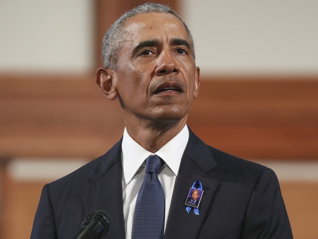 """Barack Obama Speaks on Derek Chauvin Verdict: """"True Justice Requires Much More"""""""