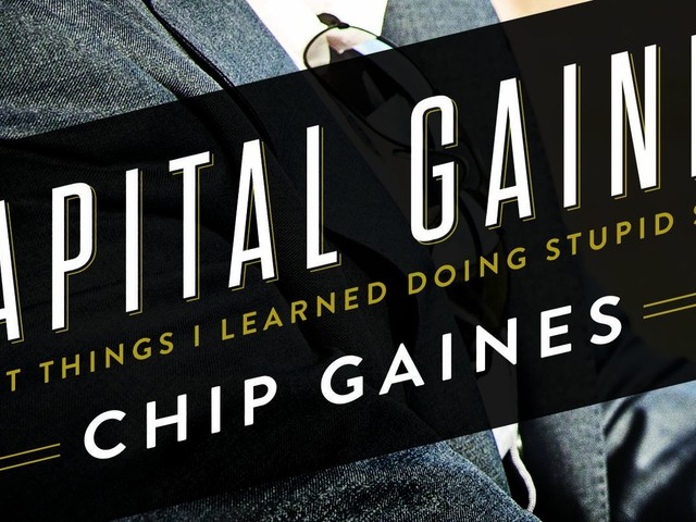 Exclusive: Read an excerpt from Chip Gaines' 'Capital Gaines'