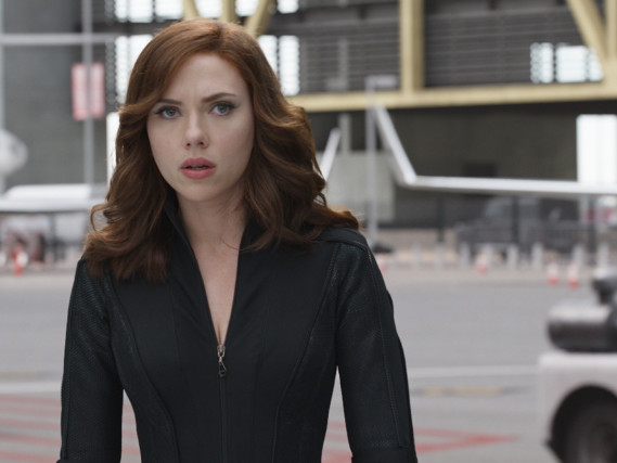 """First Footage Shown Of 'Black Widow' Standalone, Scarlett Johansson Says Natasha Will Finally Get """"Red Out Of Her Ledger"""" – Comic-Con"""
