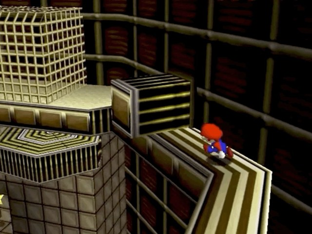 Mario 64 Expert Climbs One Of The Game's Trickiest Levels Without Jumping