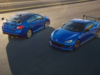 Subaru Finally Reveals Pricing for WRX STI Type RA and BRZ tS