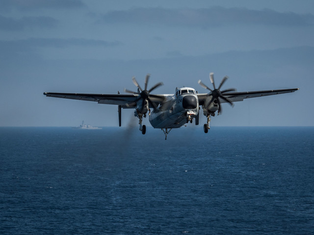 U.S. Navy calls off search for three missing sailors after plane crash in Pacific Ocean