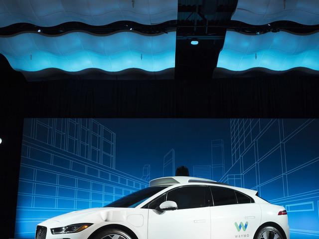 Autonomous vehicle company Waymo to test in Florida rain