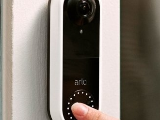 See the Big Picture with Arlo's New Doorbell Camera