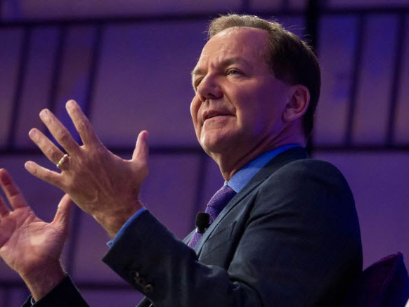 "Paul Tudor Jones Warns Disastrous ""Wealth Disparity"" Will End In ""Revolution, Taxes, Or War"""