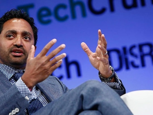Chamath Palihapitiya's Clover Health surges as much as 41% as WallStreetBets fuels the meme-stock rally