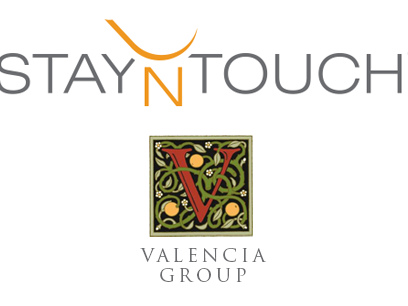 StayNTouch Expands Partnership with Valencia Group