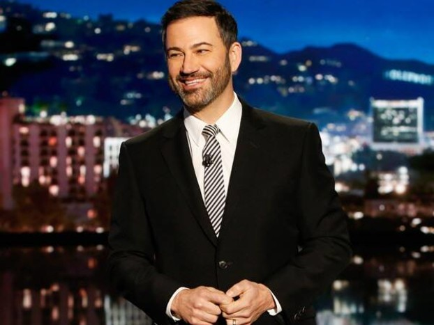 Watch Jimmy Kimmel's Hilarious Reaction to Being Nominated at the 2019 People's Choice Awards
