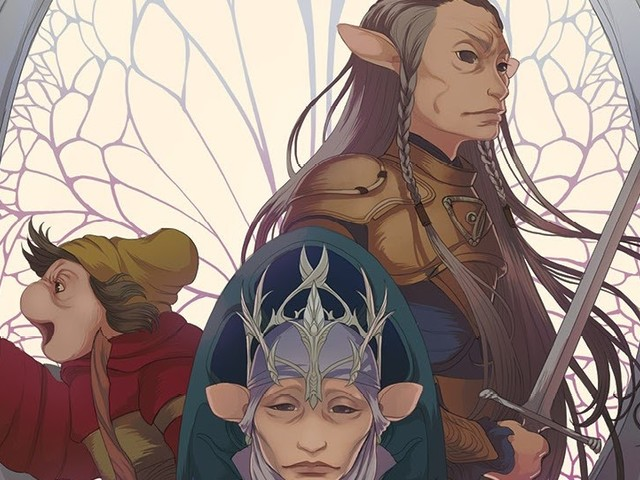First Look at JIM HENSON'S THE DARK CRYSTAL: AGE OF RESISTANCE #1