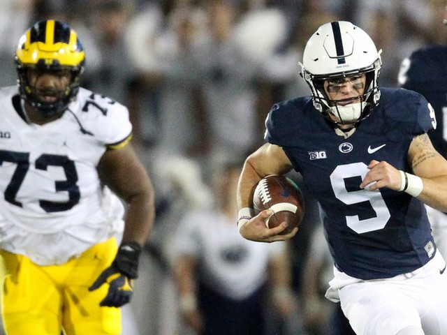 Michigan vs. Penn State 2017 live results: Score updates and highlights