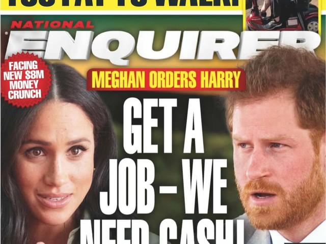 Has Meghan Markle Demanded Prince Harry Get A Job?
