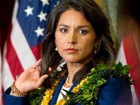 Tulsi Gabbard Needs To Be Stopped... She's Telling People The Truth About US Wars