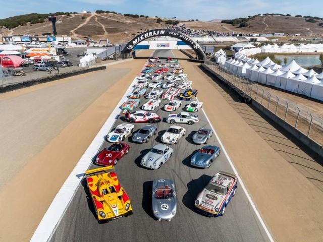 Rennsport recap – a look at Porsche's sixth racing reunion
