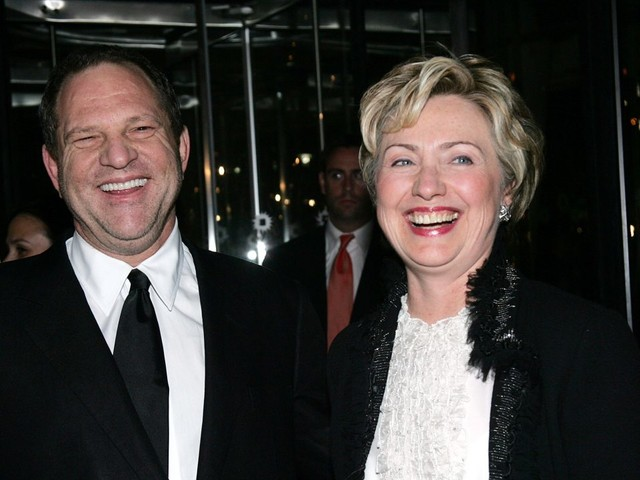Clinton Foundation announces it will not return Weinstein donations