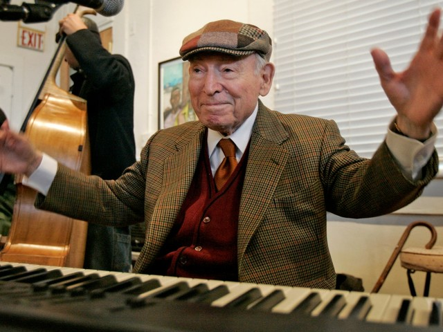 George Wein, Newport music festival founder and innovative promoter, dies at 95