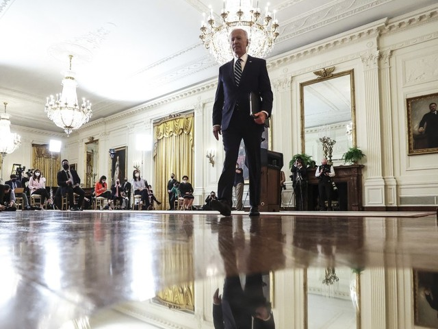 Biden approval rating hits lowest point yet amid Afghanistan chaos, Covid surge