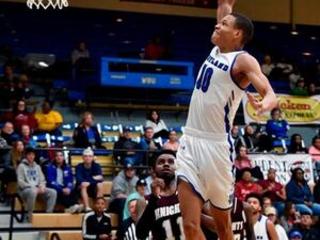 Wayland Baptist's J.J. Culver scores 100 points in game