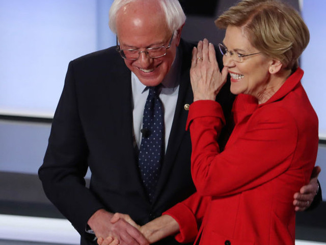 Some Americans could see tax rates of over 100 percent under Warren plan, analysis finds