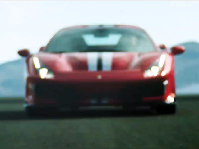 The Ferrari 488 Teased in This Video Could Dethrone the LaFerrari