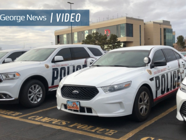 Dixie State campus safety department named third best in nation