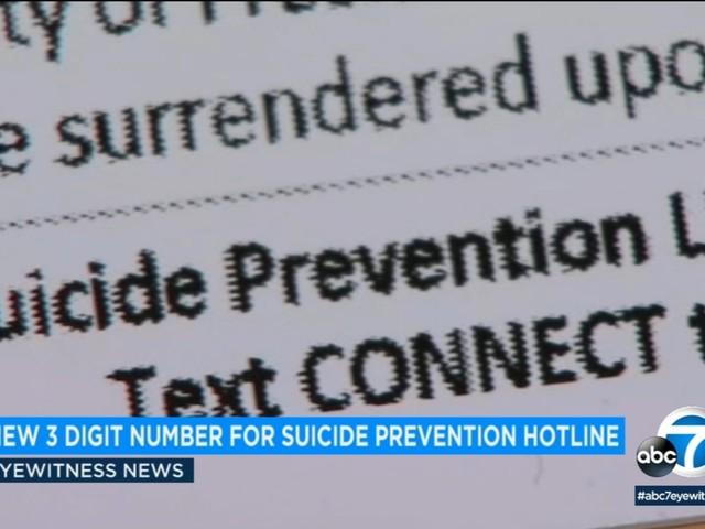 Federal regulators to set up 3-digit suicide hotline number like 911