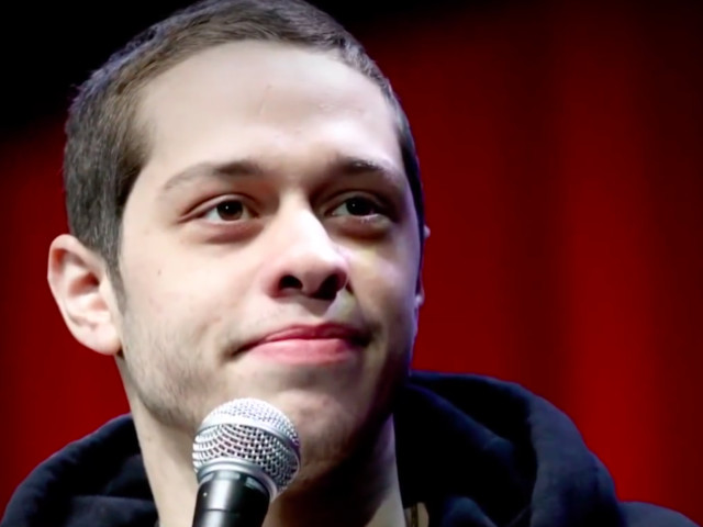 Pete Davidson Gets Candid About Cyberbullying, Mental Health