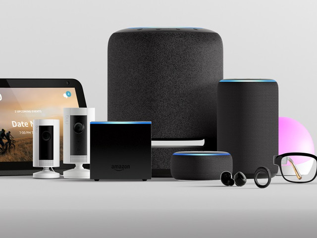 Every device Amazon announced at its hardware event on Wednesday