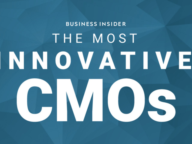 The 50 most innovative CMOs in the world in 2017