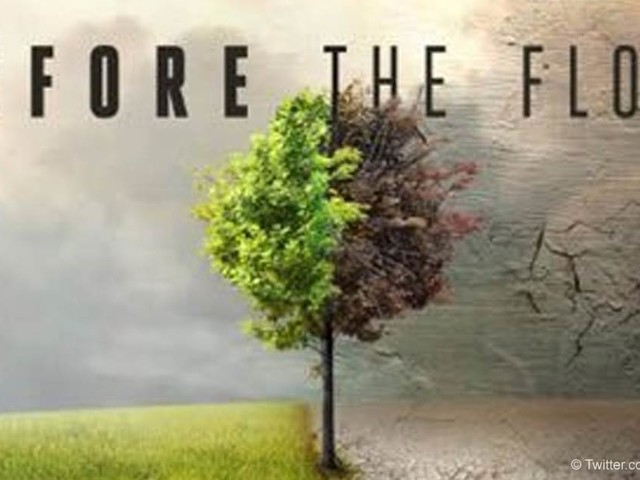'Before the Flood' — A Global Exploration for Answers to Climate Change