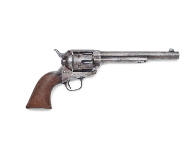 Gun that killed Wild West outlaw Billy the Kid goes to auction