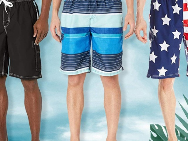These $25 Swim Trunks Have 31,900 Five-Star Amazon Reviews