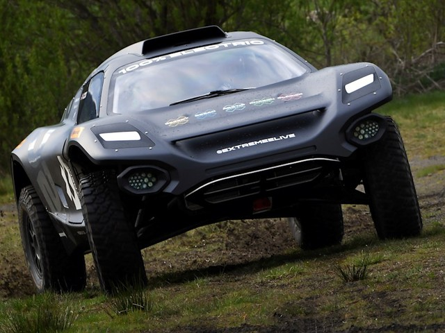 McLaren to enter Extreme E electric SUV series in 2022