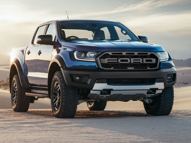"""Ford Ranger Raptor """"Would Do Really Well"""" in the U.S., Exec Says"""