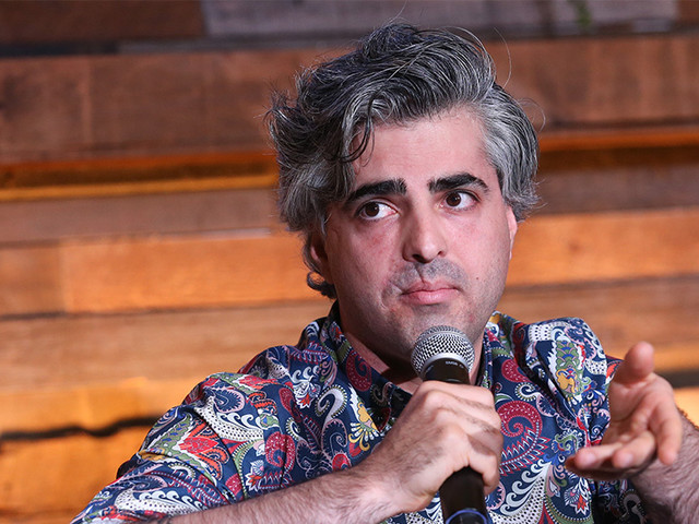 'The Cave' Director Feras Fayyad Arrives In Los Angeles After Visa Issues Are Finally Resolved