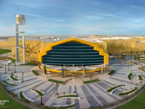 News: Warner Bros. World Abu Dhabi prepares for World Travel Awards Middle East Gala Ceremony