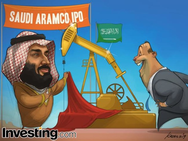 "Aramco Scraps US And London IPO Roadshows Amid Too Many ""Uncertainties"""