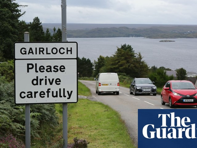 An easy ride? Scottish village fuels debate on driving test pass rates