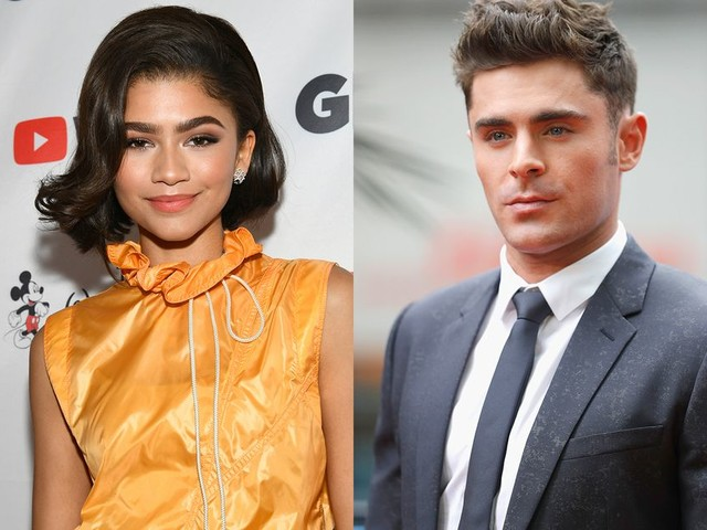 Zac Efron admits his onscreen kiss with Zendaya is the greatest of all his film kisses