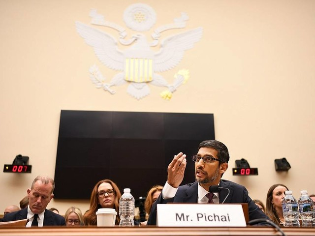 Google Hearings Force the Question: Do We Really Want 'Regulation by Federal and State Governments' of 'Today's Disruptive Technologies'?