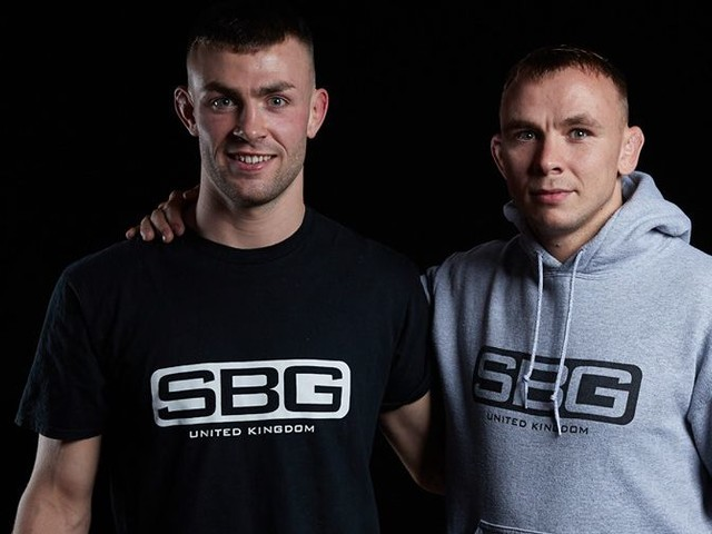 Proctor looks to prove he's on different level to other welters at Cage Warriors 107