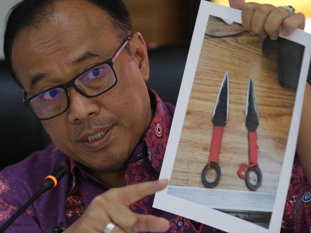 Indonesia: Minister's attacker was under police surveillance