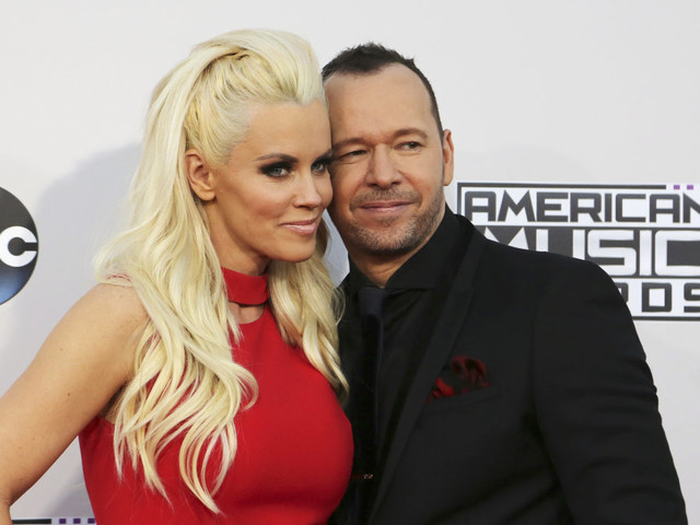 Jenny McCarthy: Donnie Wahlberg's 50th b-day may lead me to 'bankruptcy'