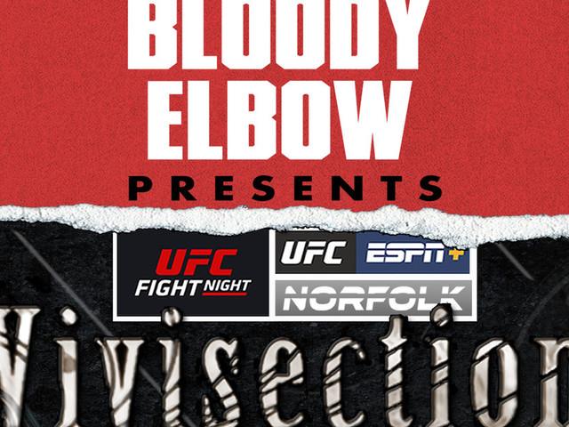 MMA Vivi - UFC Norfolk PRELIMS picks, odds, & analysis