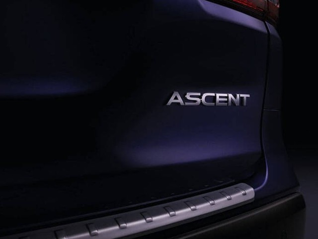 2019 Subaru Ascent Teased For LA Auto Show